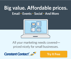 Constant Contact- Woz Marketing